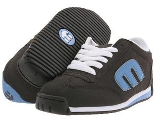 Etnies Lo Cut II Brown/Blue Suede(Size 5 D   Medium)