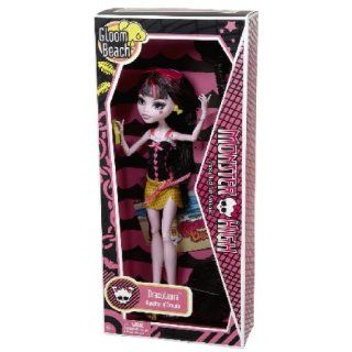 Monster High Puppe Draculaura   Gloom Beach Spielzeug