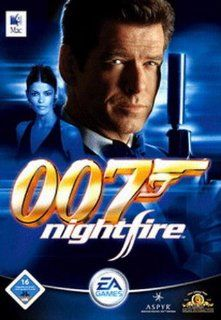 James Bond 007 Nightfire Mac Games