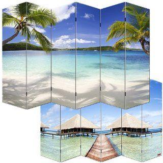 Foto Paravent Paravent Raumteiler Spanische Wand M68 ~ 180x240cm