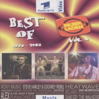 Various Artists   Best of Musikladen Vol. 04, 1970   1983