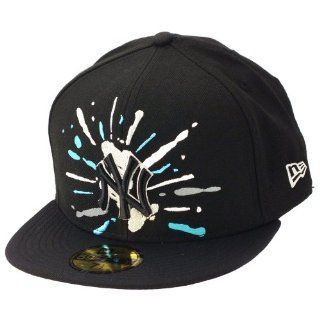 NEW YORK YANKEES   NEW ERA CAP   SPIFTY   BLACK / STORM / VICE BLUE