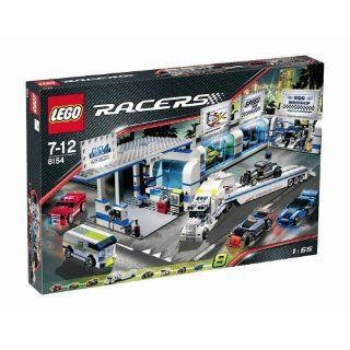 LEGO Speed Racers 8161   Grand Prix Race Spielzeug