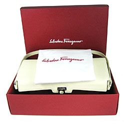 Ferragamo Lisa Magnolia Evening Bag