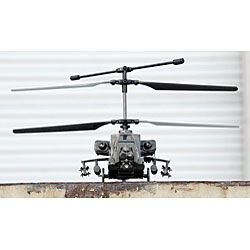 Syma Remote Control AH 64 Apache Helicopter with Gyro Auto