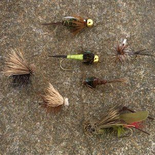 Fly fishing flys and other fly fishing gear can help you land a trophy