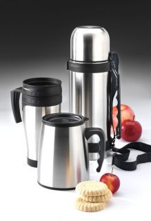 Family Thermos 3 piece Beverage Set