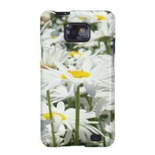 Samsung Galaxy cell phone cases Daisy Flowers Galaxy SII Cover