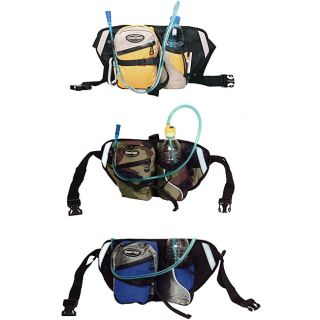 Blue Desert Sonora Single Fanny Pack and SmarTube
