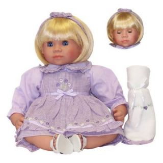 Molly P. Originals Heidi 18 in. Doll with Open Close Eyes   Baby Dolls