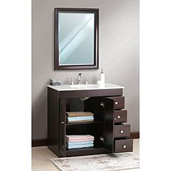Madara 36 inch Single Sink Bathroom Vanity