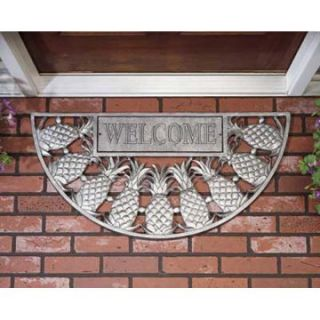 Welcome Pineapple Mat   Outdoor Doormats