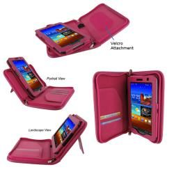 rooCASE Samsung Galaxy Tab 7.0 Plus Tablet Executive Portfolio Leather
