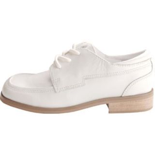 Boys Kenneth Cole Reaction White Fever SR White Leather