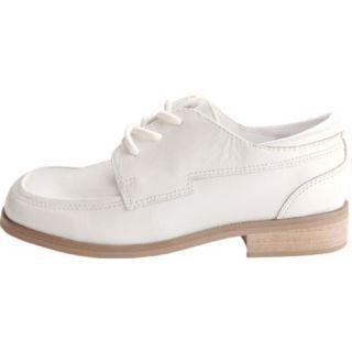 Boys Kenneth Cole Reaction White Fever SR White Leather