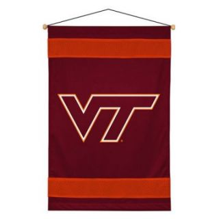 Sports Coverage College Sidelines Wall Hanging