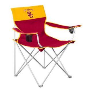 NCAA Collegiate Folding Big Boy Chair   Lawn Chairs