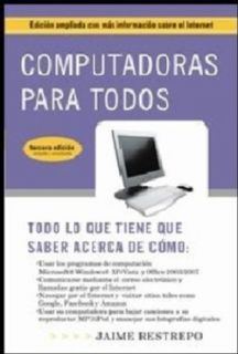 para Todos/ Computers for Everyone (Paperback)