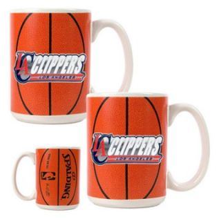 Great American NBA Gameball Coffee Mug Set