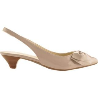 Womens Anne Klein Pansy Light Pink Synthetic