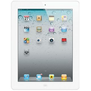 Apple iPad 2 64GB Wi Fi + 3G White   Verizon   Refurbished