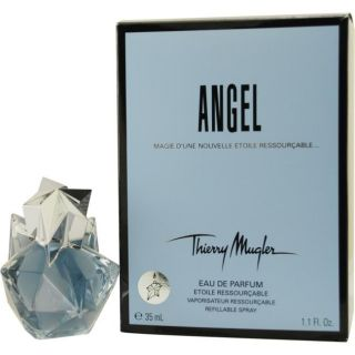 Thierry Mugler Angel Womens 1.2 ounce Winter Star Extrait De Parfum