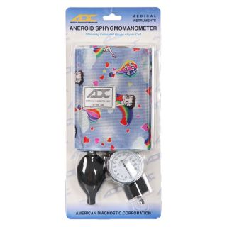 ADC 760BOOQ Betty Boop Manual Blood Pressure Sphygmomanometer