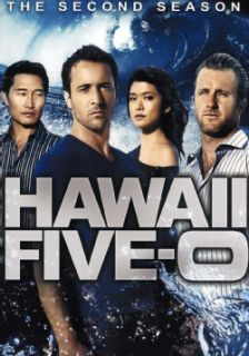 Hawaii Five O The Second Season (DVD)
