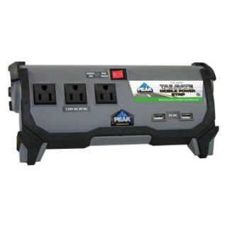 Peak 175W Tailgate Mobile Power strip