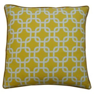 Jiti Links Pillow   Decorative Pillows
