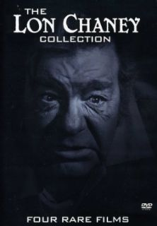 Lon Chaney Collection   Four Rare Films (DVD)