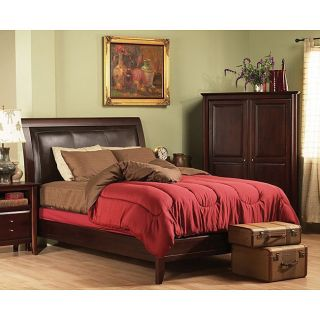 City Low Profile Full size Bed