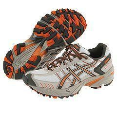 ASICS Gel Kahana Womens Burnt Orange Shoes
