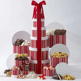 Something for Everyone Tower of Treats