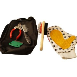 Pyara Paws Pet Grooming Kit   Dog Grooming Kits