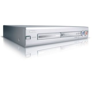 Philips HDR W720 DVD Recorder with 120GB Hard Disk (Refurbished