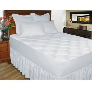 Five Star Hotel 200 Thread Count King size Mattress Pad