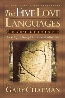 The Five Love Languages Mens Edition
