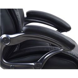 Deluxe Executive Five star Ergonomic Black Chair