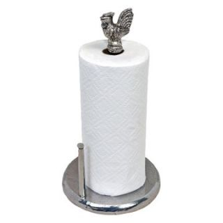 Star Home Rooster Paper Towel Holder   Paper Towel Holders at
