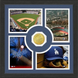 Highland Mint Los Angeles Dodgers Fan Memories Minted Coin Photo