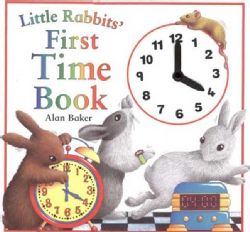 Little Rabbits First Time Book