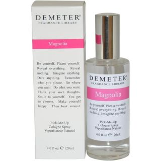 Demeter Magnolia Womens 4 ounce Cologne Spray Today: $22.49 Earn 5%