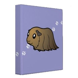 cartoon guinea pig brown personalized letterhead see on 78 products