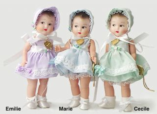 Madame Alexander Dionne Quintuplets (Option B)