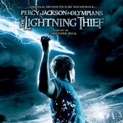 Various   Percy Jackson & The Olympians: The Lightning Thief (OST