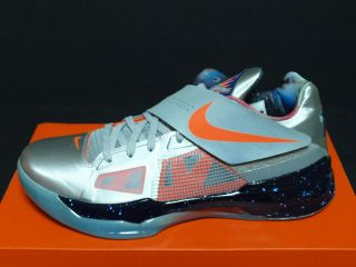 Nike Zoom KD IV as Kevin Durant Galaxy Big Bang All Star US 9 12