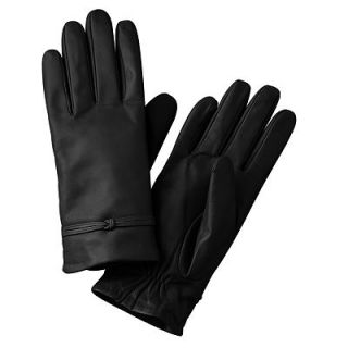 Isotoner Leather Gloves