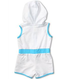 Nike Kids Girls Hooded Knit Romper (Infant)
