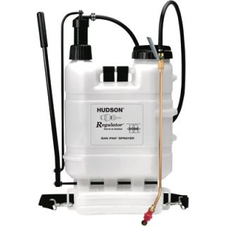Hudson Regulator Bak Pak Sprayer — 4 Gallon, Model# 93594  Portable